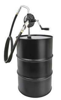 Lincoln 1385-H Rotary Drum Pump