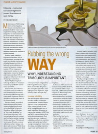 Article: Why Understanding Tribology is Important