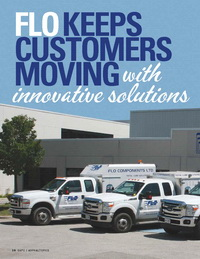 Article: FLO Keeps Customers Moving with Innovative Solutions