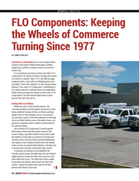 Article - FLO Components: Keeping the Wheels of Commerce Turning Since 1977