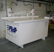 Shop Workbench Tanks (Fuel & Lubricating Oil Tanks)