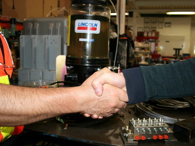 FLO Components - Key Partner for Total Lube Solutions