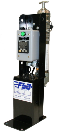 FLO Small Machine Luber - Automatic Greasing Systems for Compact Equipment