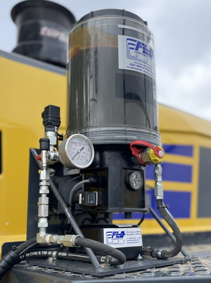 FLOlink Telematics Program for Remote Monitoring & Notification for Auto Lube Systems