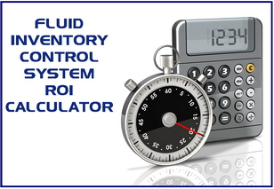 Fluid Inventory Control System ROI Calculator