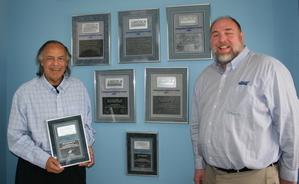 SKF Lubrication Management, Lincoln Distinguished Distributor Award 2020