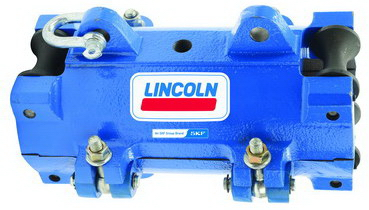 Lincoln wire rope lubricator
