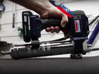 Lincoln Industrial how to video: Grease gun maintenance cleaning