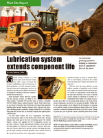 Article: LUBRICATION SYSTEM EXTENDS COMPONENT LIFE AT GAZZOLA PAVING LTD.