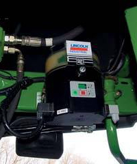 QLS Automatic Greasing System for farming equipment