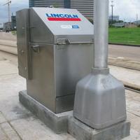 Rail Autolube System Reservoir - 200lb