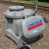Rail Autolube System Reservoir - 800lb