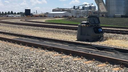 Railroad Track Mats