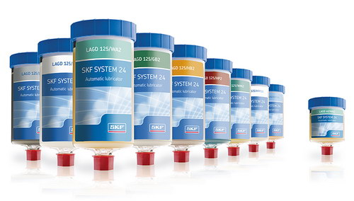 SKF SYSTEM 24 Single-Point Automatic Lubricators