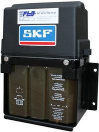 SKF Lubrication Business Unit System House for both LINCOLN & SKF