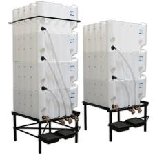 Stackable Bulk Fluid Storage Tanks