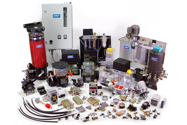Flo Components Automatic Lubrication Systems Specialist