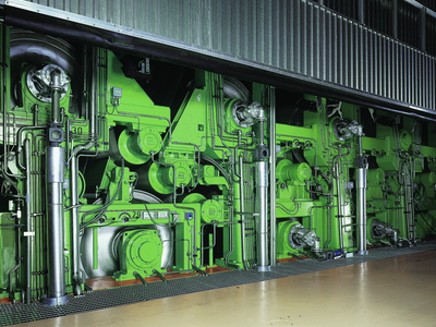 Circulating Oil Lubrication Systems - Pulp and Paper Mills
