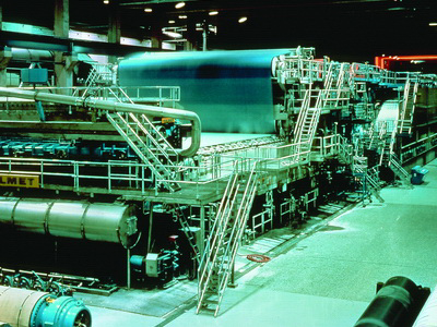 Circulating Oil Lubrication Systems - Paper Machine